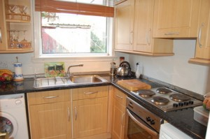 Great kitchen in this latest buy to let
