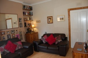 Example Buy to Let Living Room