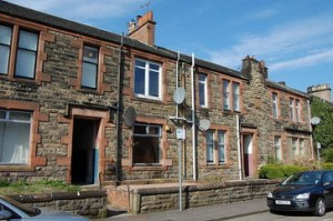 Typical Scottish Buy to Let Property